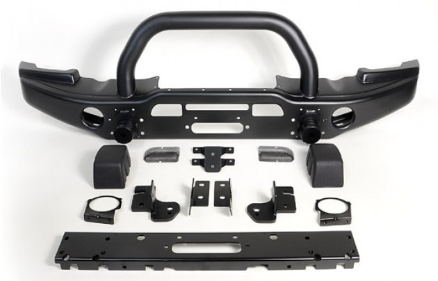 AEV Front Bumper 2