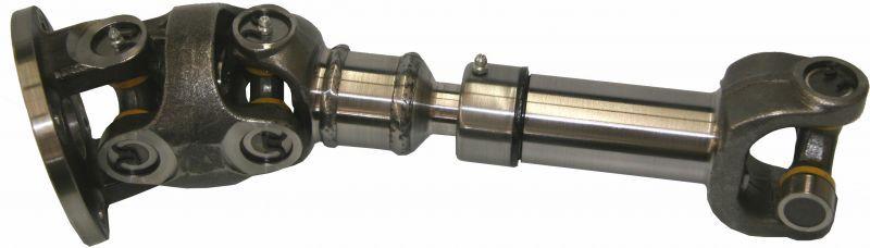 Cv Joint Repair >> Tom Wood TJ Double Cardan Rear Drive Shaft - Seven Slot ...
