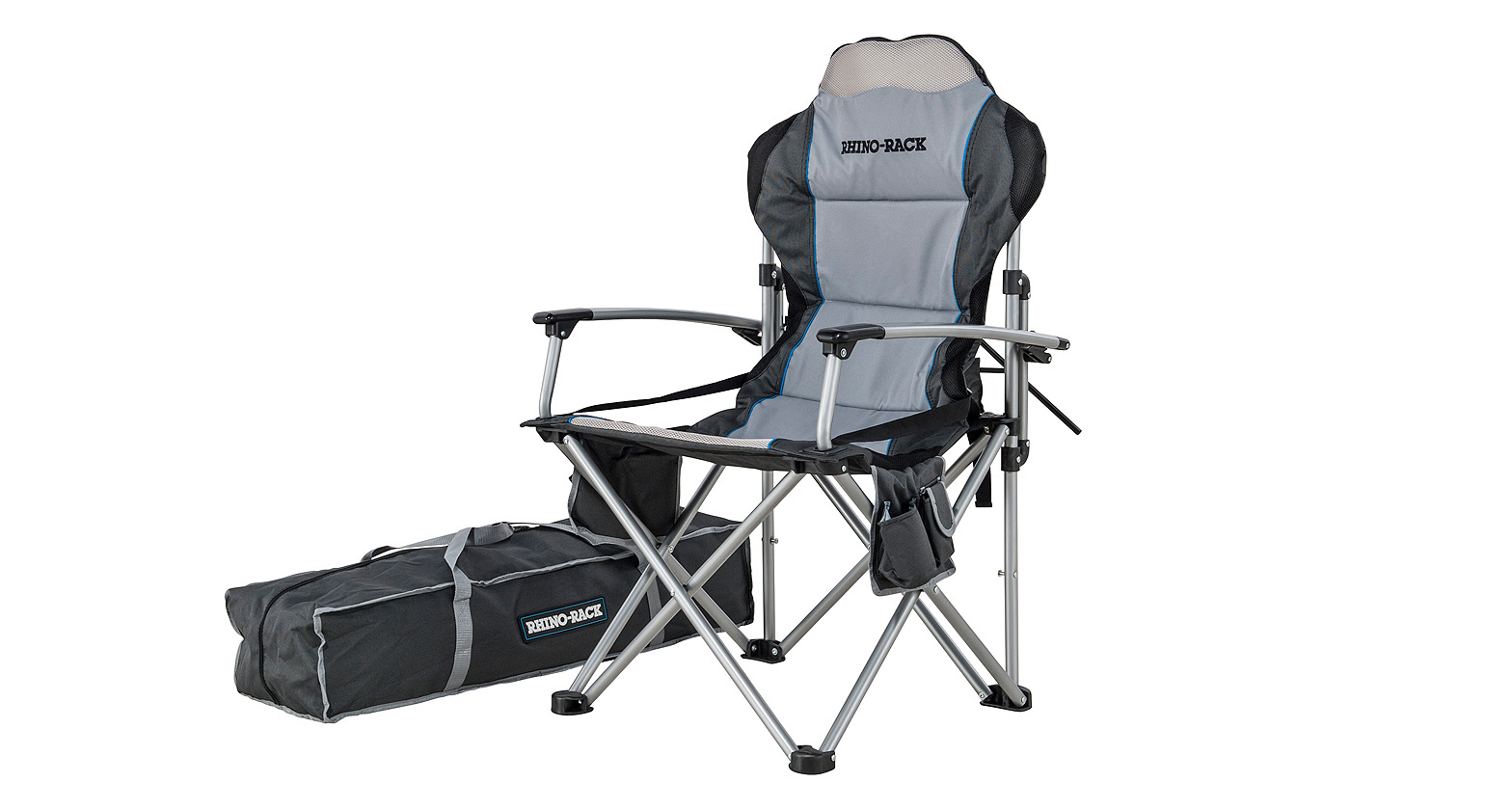Rhino Rack Camping Chair Seven Slot Off Road